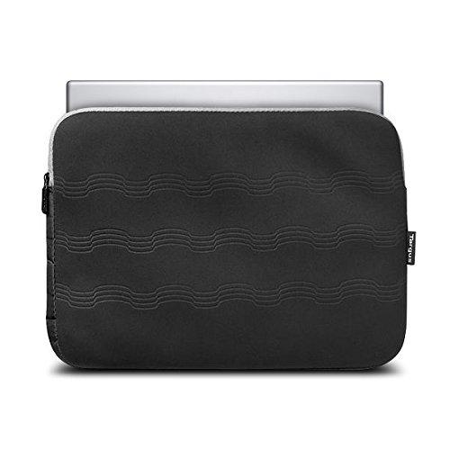 Targus Debossed Laptop Sleeve Black