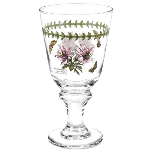 - Portmeirion Botanic Garden All Purpose Glasses Set of 4