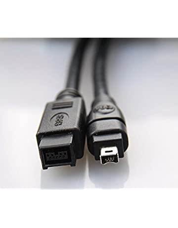 FireWire Cable 15FT 800 Bilingual FireWire iLink DV Cable 9P to 9Pin 15 FT NEW