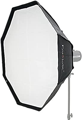 Fotodiox Pro 36 Octagon Softbox with Flash Speedring for Yongnuo Speedlights//Hot Shoe Flash 90cm Standard Softbox with Silver Reflective Interior with Double Diffusion Panels
