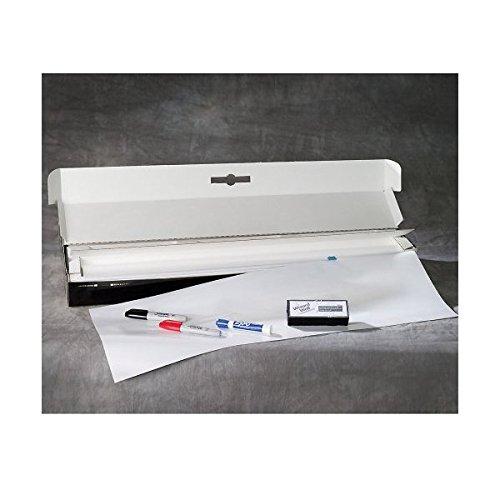 Wizard Wall Dry Erase Film Kit - Large Kit by Wizard Wall