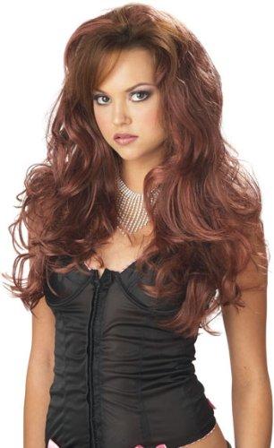 Seductress Wig Costume Accessory