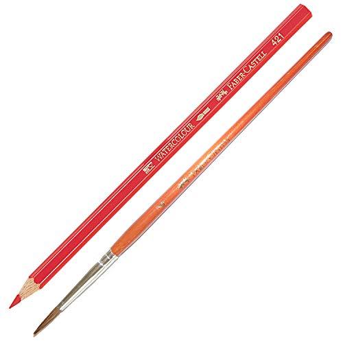 Shachihata watercolor pencils Faber-Castell TFC-WCP / 36C 36-color set