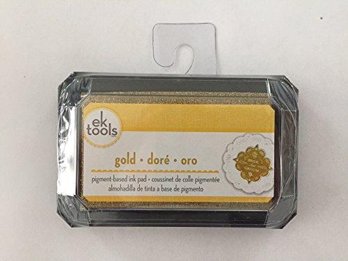 - EK Tools Gold Dye-Based Ink Pad