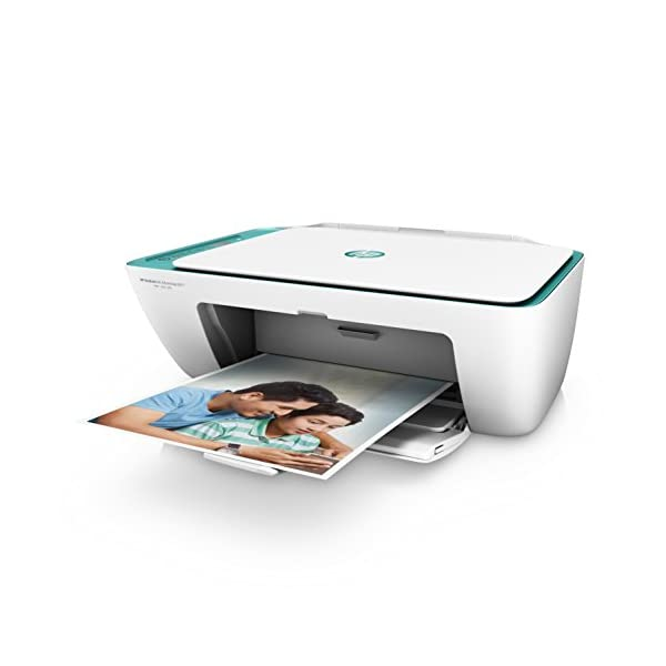HP DeskJet 2677 All-in-One Printer (White) with Voice-Activated Printing (Works with Alexa and Google Assistant) 3