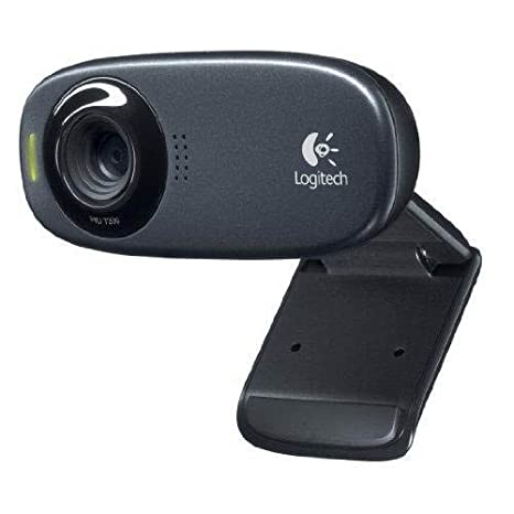 Webcam LOGITECH C310 NOIR