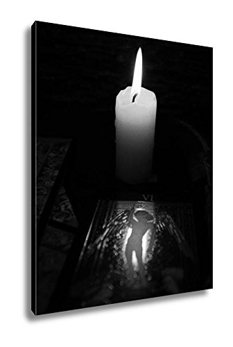 Ashley Canvas Divination By Tarot, Wall Art Home Decor, Ready to Hang, Black/White, 20x16, AG6514357 by Ashley Canvas