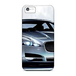 New Design Shatterproof JSJzs371XMLdD Case For Iphone 5c (jaguar C Xf Concept 3)