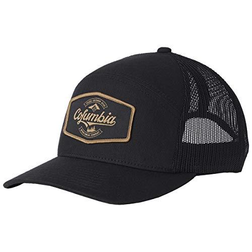 - Columbia Men's Trail Evolution Snap Back Hat, Black, Patch, O/S