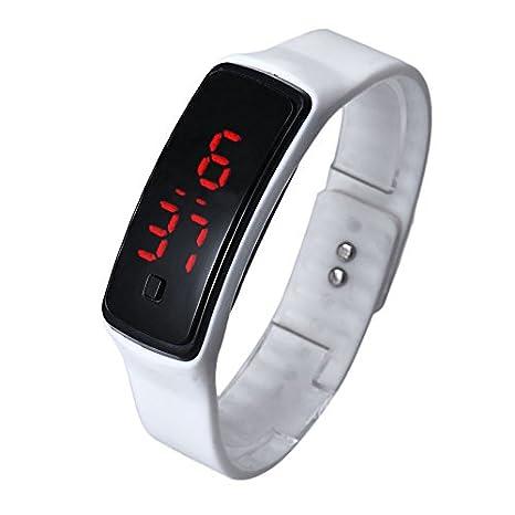 WMWMY La Moda de Silicona Ultra Thin Pulsera Reloj de Pulsera de Mujer Relojes Deportivos para