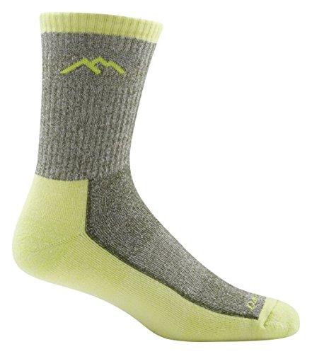 Darn Tough Mountaineering Micro Crew Extra Cushion Socks - Men's Citron X-Large