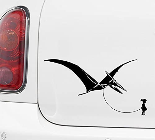 Pterodactyl Car Laptop Phone Vinyl Sticker SELECT SIZE