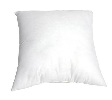 Amazon.com: Cojín de fibra y relleno de almohada de 18.0 x ...
