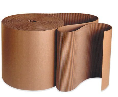 Single Face Corrugated Cardboard - 6