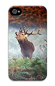 iPhone 4 4s Cases & Covers - Elk Custom PC Soft Case Cover Protector for iPhone 4 4s