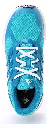 Adidas Originali Donna Duramo 8 W Scarpa Da Corsa, Aqua Blue, 6 M Us