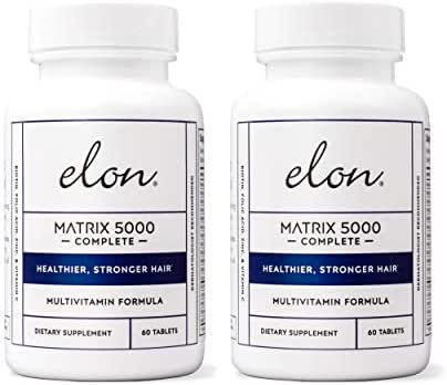 Matrix 5,000 Complete Multi-Vitamin for Hair - 2 Pack