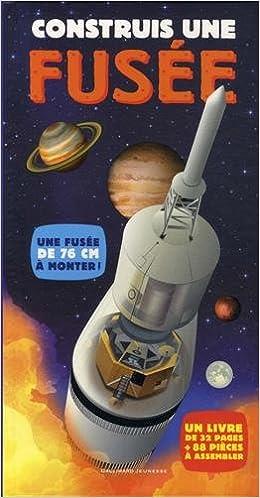 Livres Construis une fusée pdf