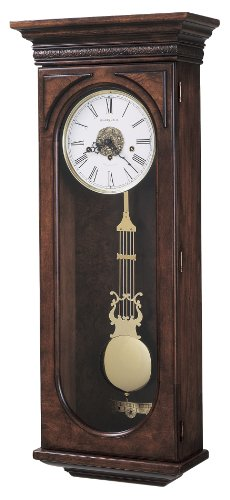 Howard Miller 620-433 Earnest Wall Clock by
