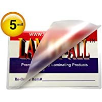 Double Letter Laminating Pouches 5 Mil 11-1/2 X 17-1/2 Laminator Sleeves Qty 100 by LAM-IT-ALL