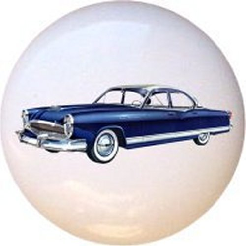 1954 Kaiser Classic Car Decorative Glossy Ceramic Drawer for sale  Delivered anywhere in USA