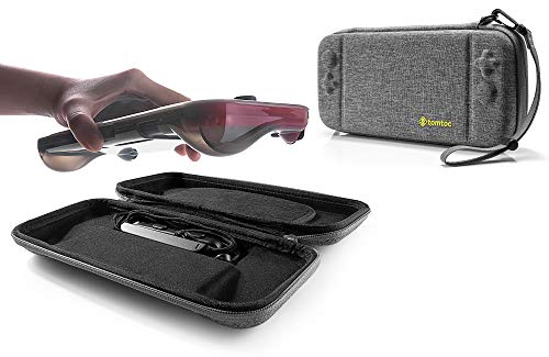 TomToc Hard Storage Case for Nintendo Switch, tomtoc