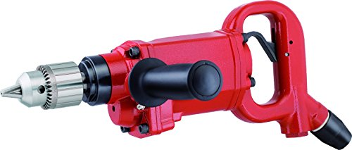 SUNTECH SM-7H-7535 Industrial Air Drill, 1/2″ (13mm) Chuck Size, 1,200RPM
