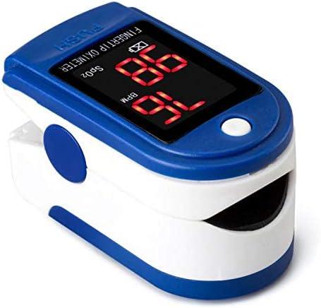 Oxímetro Saúde Medidor de dedo, pulso - pressão e Hemoglobina por PlayShop Eletronicos