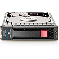HP 508027-001 1TB SATA SQ hard drive - 7,200 RPM, 3.5-inch form - With Self Monitoring Analysis and Reporting Technology (SMART)
