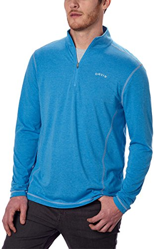 orvis-mens-sandy-point-1-4-zip-pullover-x-large-blue