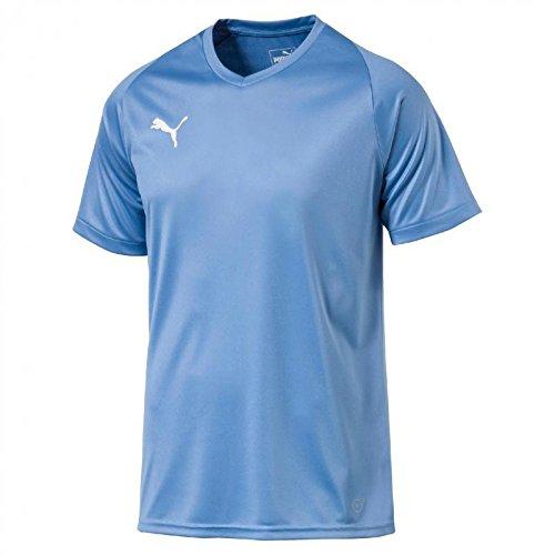 Core Bleu Puma Ciel Jersey Liga noir Ox66Y7Eqw