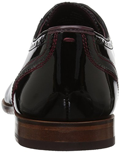 Ted Baker Mens Anice Oxford Black Patent