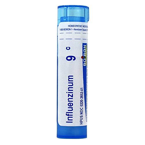 Boiron - Influenzinum 9 C, 80 Pellets (1 Pack)