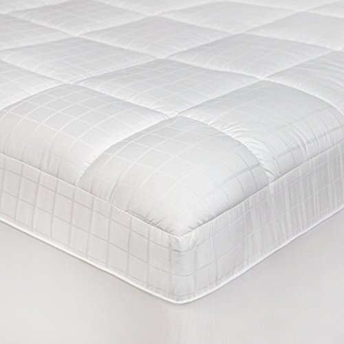 SwissLux Antimicrobial Mattress Pad King by Swiss Lux (Image #2)'