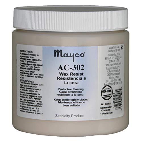 Mayco Stoneware Glaze - Pint Green Opal - 9732672 D