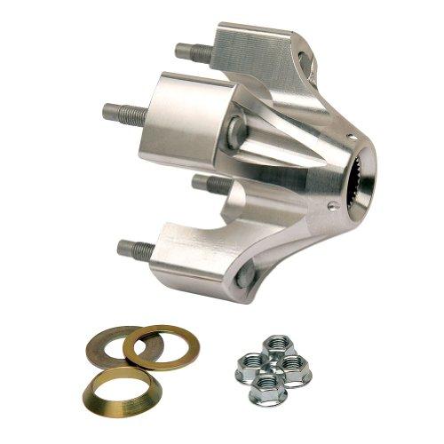 (Tusk Extended Rear Wheel Hubs - Fits: Yamaha RAPTOR 700 2006-2019 )