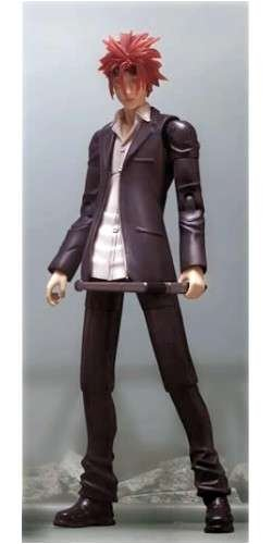 Final Fantasy VII Movie Advent Children Series 2 Action Figure Reno