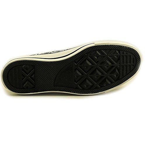 Converse Damen Shoreline Slip On Sneaker Schwarz-Weiss