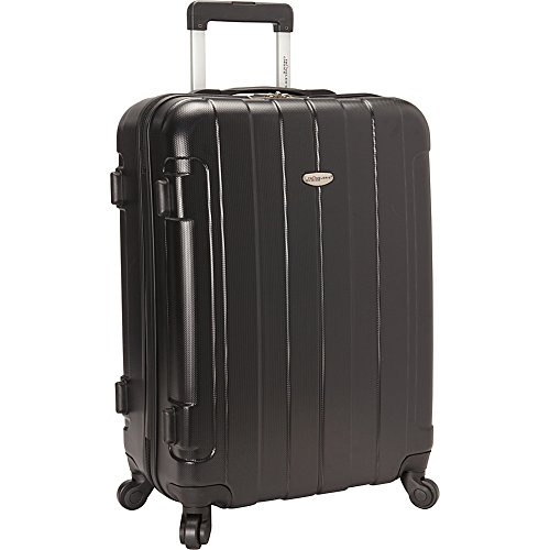 """Travelers Choice Rome 25"""" Hardside Spinner Upright Rolling ..."""