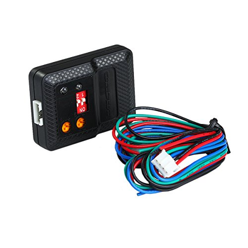 Dual Zone Microwave Sensor, MICROSCANNER for CAR Alarms 4 Wires