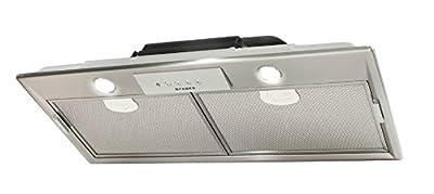 """Faber INSM28SS 28"""" 250 CFM Inca Smart Insert Range Hood, Stainless Steel"""