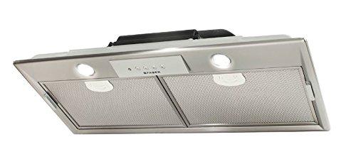 range hood insert. Faber INSM28SS 28\u0026quot; 250 CFM Inca Smart Insert Range Hood, Stainless Steel Hood