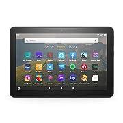 Fire HD 8 tablet, 8″ HD display, 32 GB, latest model – 10th generation, Black