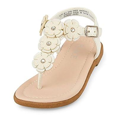 White Fashion Sandals