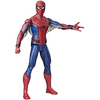 Spider-Man: Homecoming Eye FX Electronic Spider-Man, 12-inch