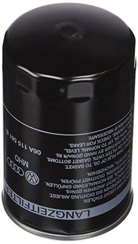 Genuine Audi (06A115561B) Oil Filter ()