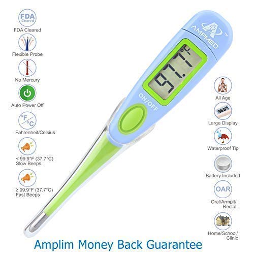 Digital Soft Head Thermometer Baby Adult Oral Rectal Axillary Body Temperature Measurment Medical Thermometers For Children Kid In Short Supply Measurement & Analysis Instruments
