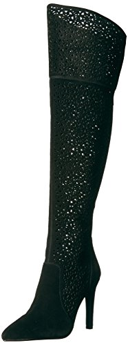 Slouch Fergie Destiny Black Boot Women's a6nRwqvx