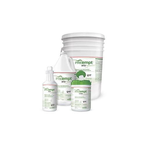PREempt RTU Ready to Use Disinfectant, 1 gallon (3.8L)