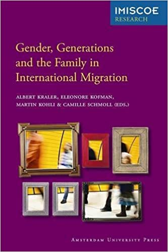 Book Gender, Generations and the Family in International Migration (IMISCOE Research) (2014-02-09)